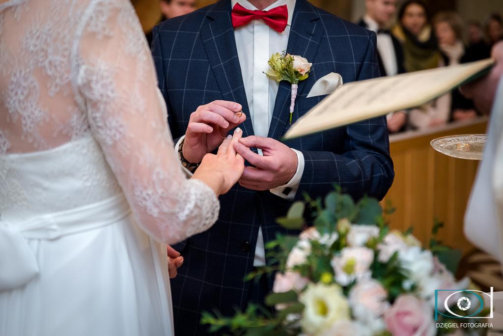 przysięga małżeńska - fotografia