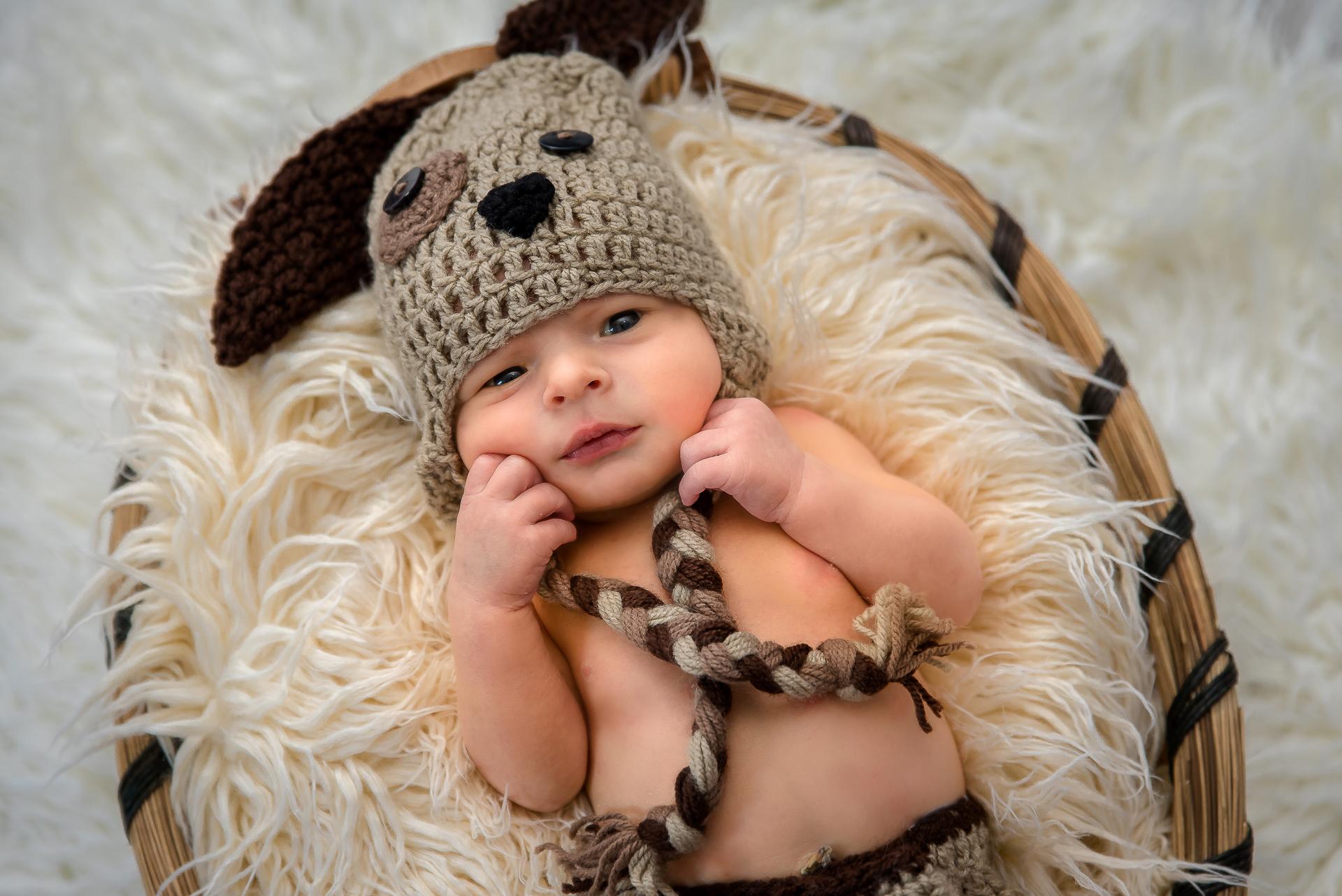 zdjęcia noworodkowe dąbrowa gónicza