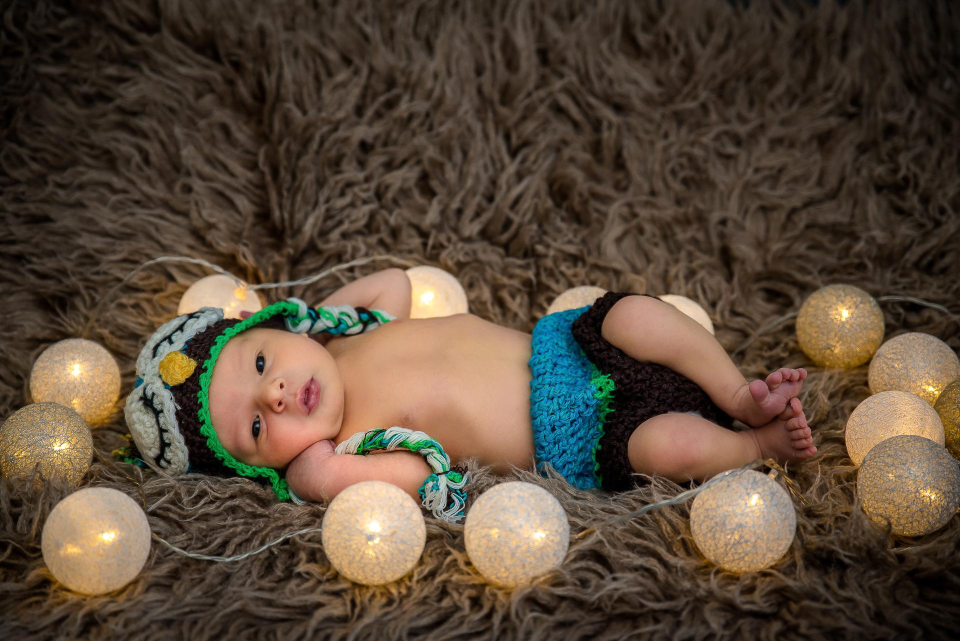 fotograf - zdjęcia noworodkowe - dąbrowa gónicza