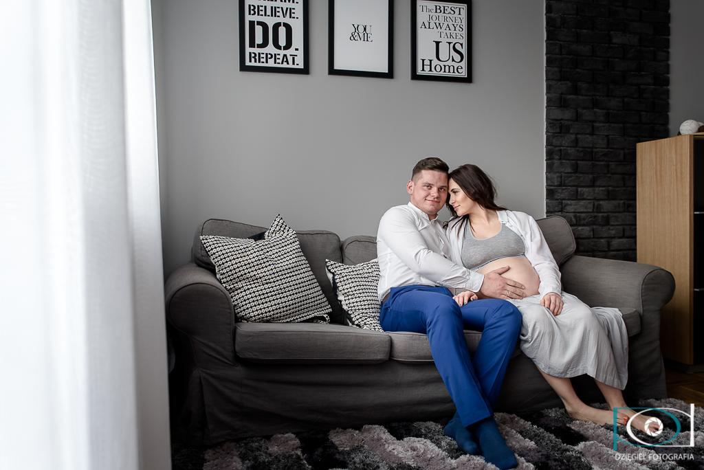 rodzinna sesja w domu, fotograf okolicznościowy katowice