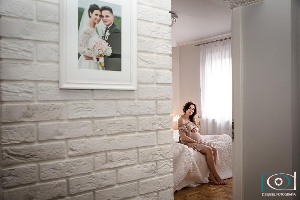 ciąża - zdjęcia - fotograf małopolska
