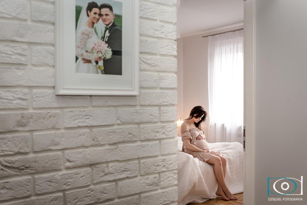 zdjęcia ciążowo-rodzinne, fotograf śląsk