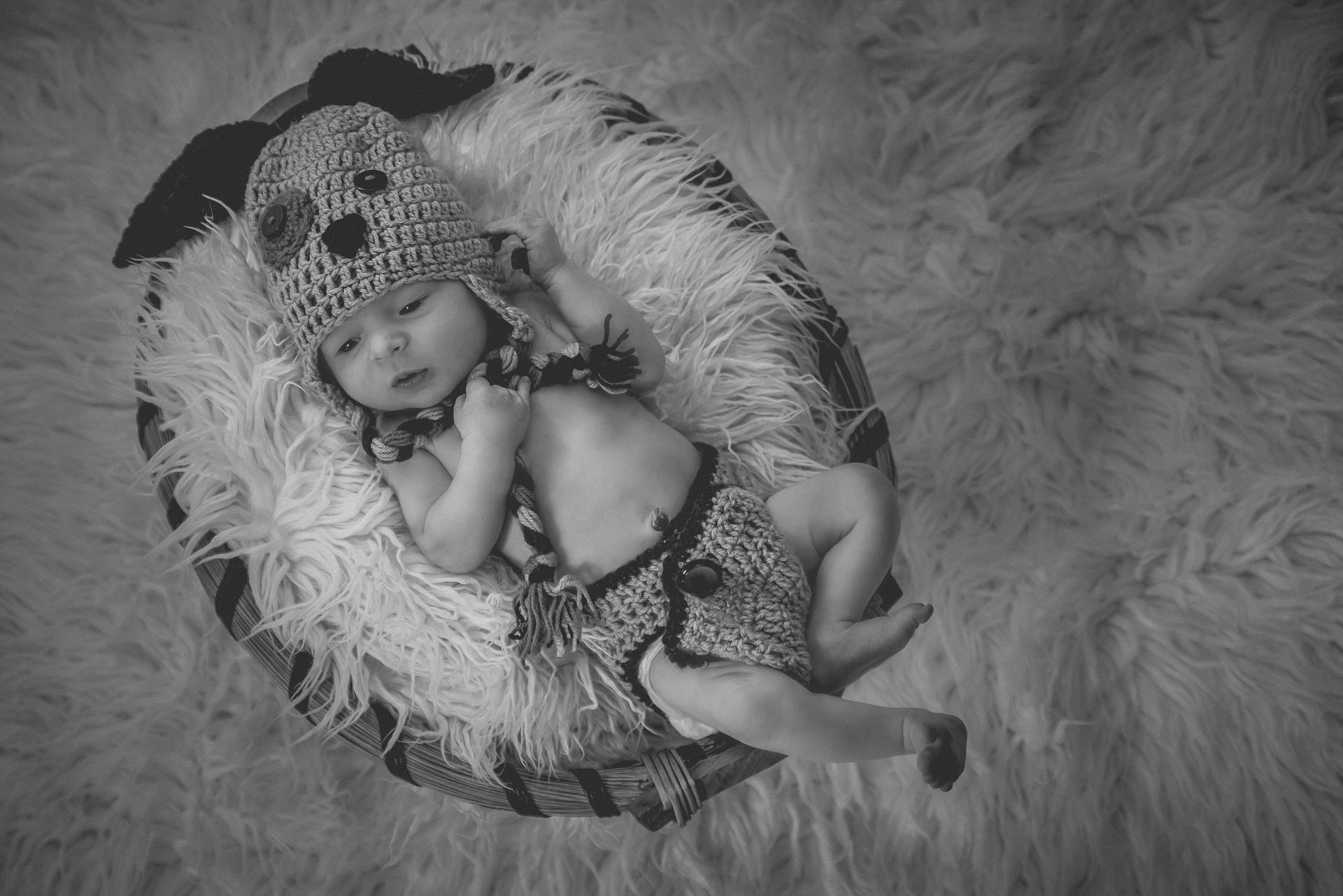 Fotografia noworodkowa - fotograf