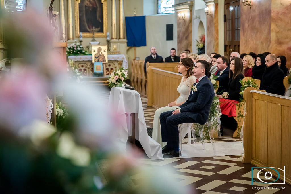Woźniki ślub - fotograf