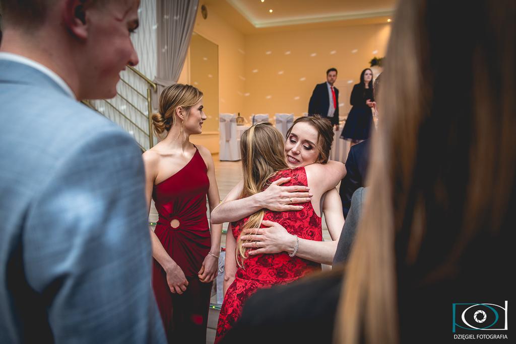rodzina życzenia wesele