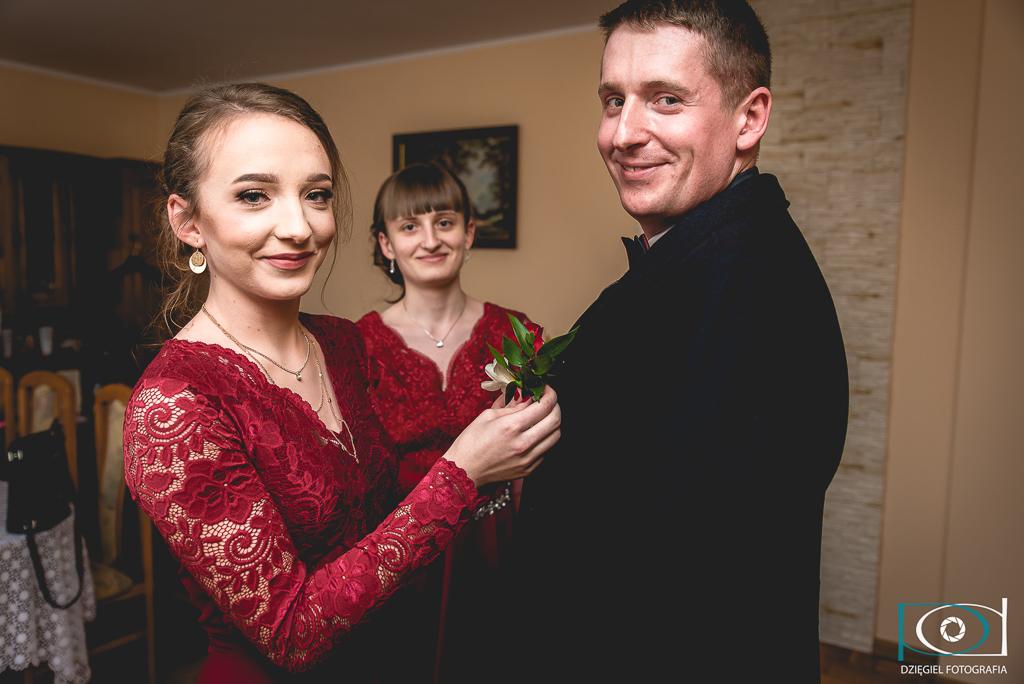 brat i siostra - wesele