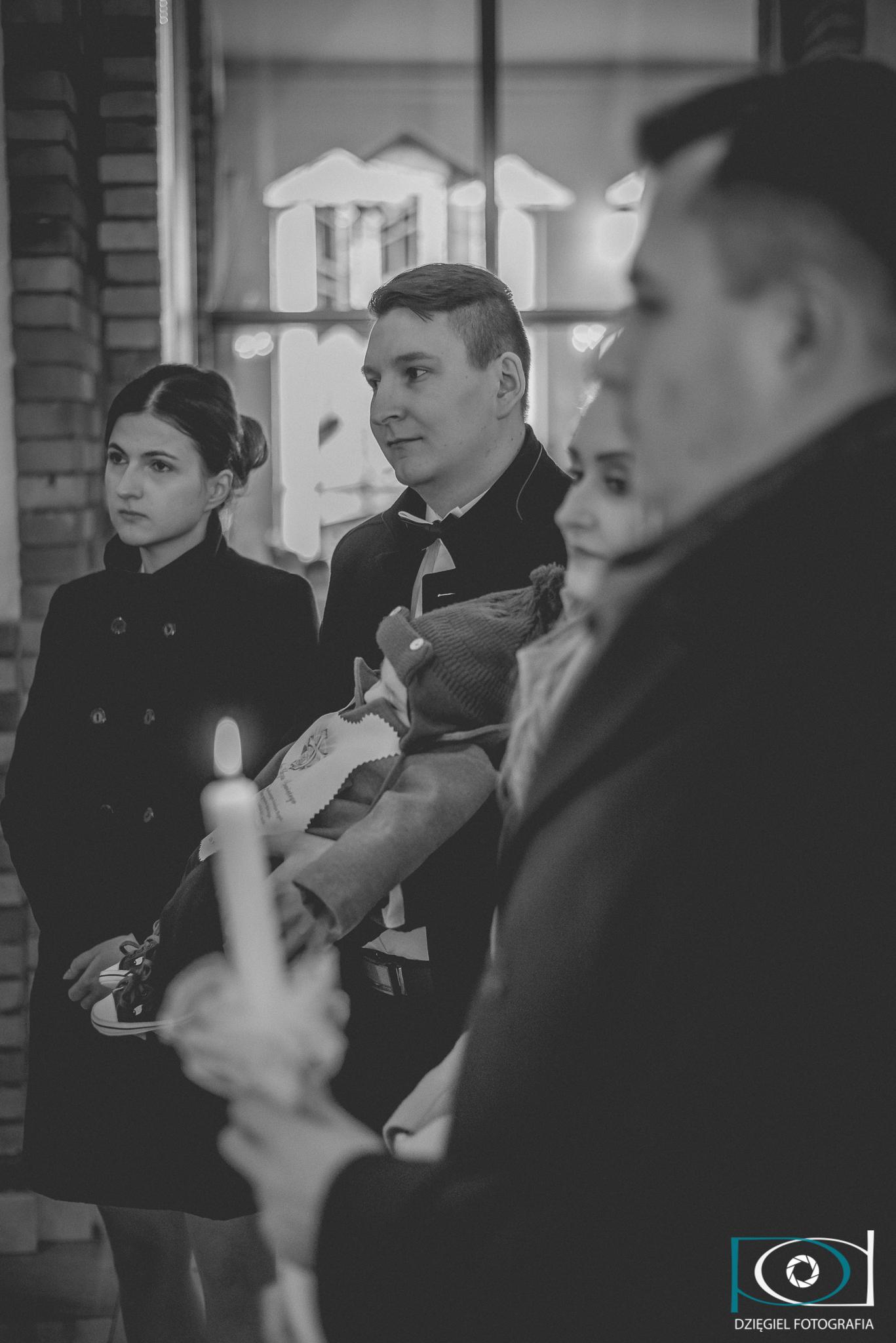 chrzest święty - fotograf dąbrowa górnicza
