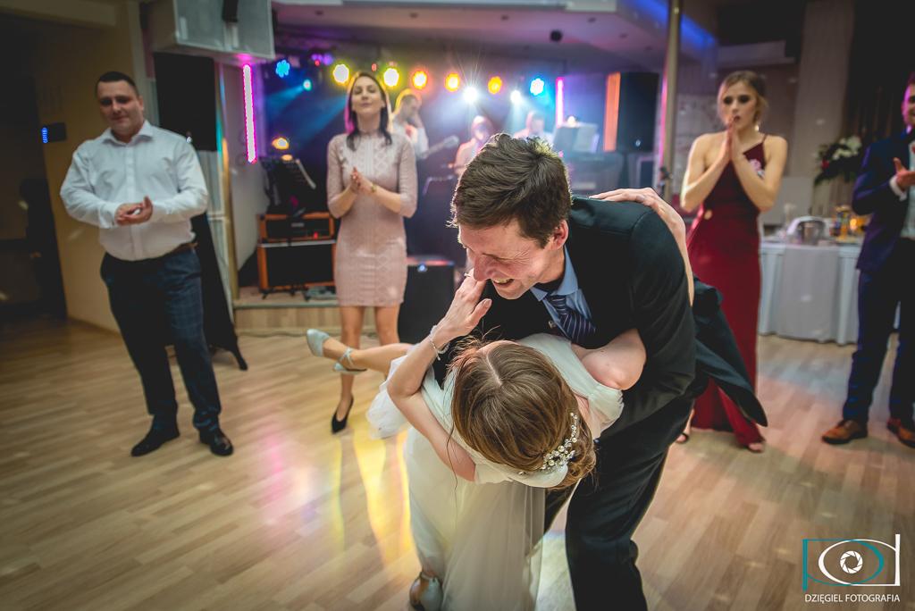 kurs tańca państwo młodzi