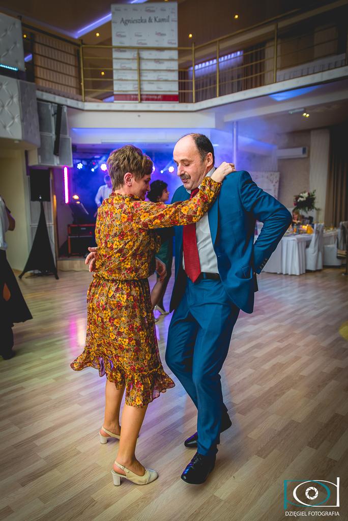 taneczne wesele