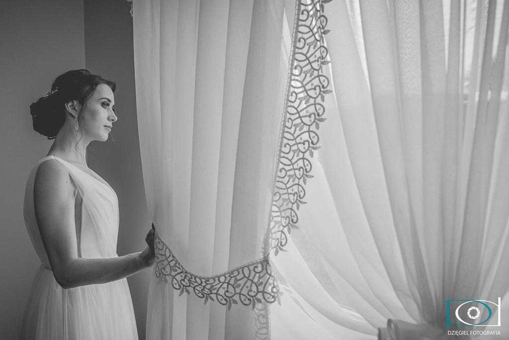 Pani Młoda- portret ślubny