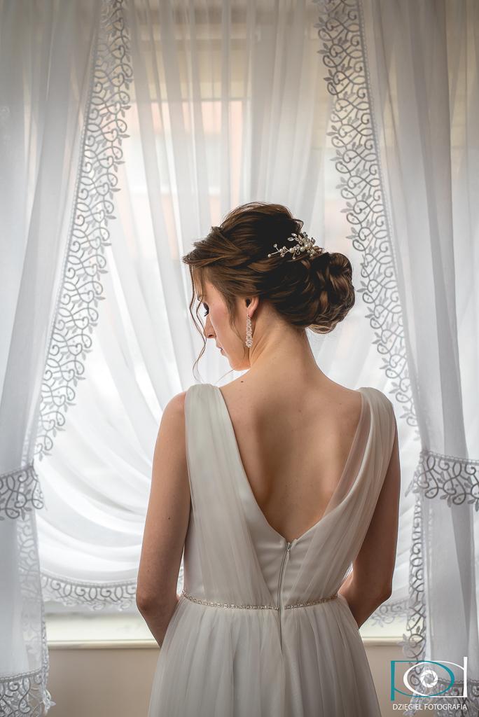 fotograf na ślub, Pani Młoda