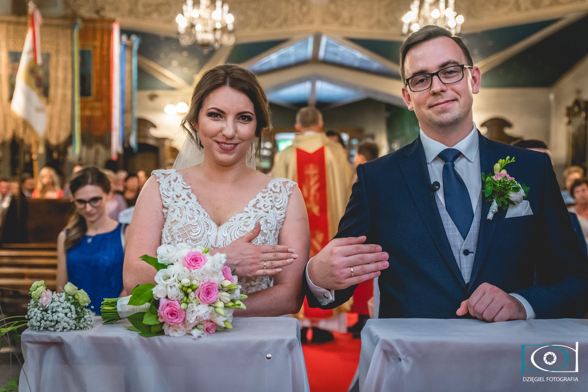 po ślubie -obrączki