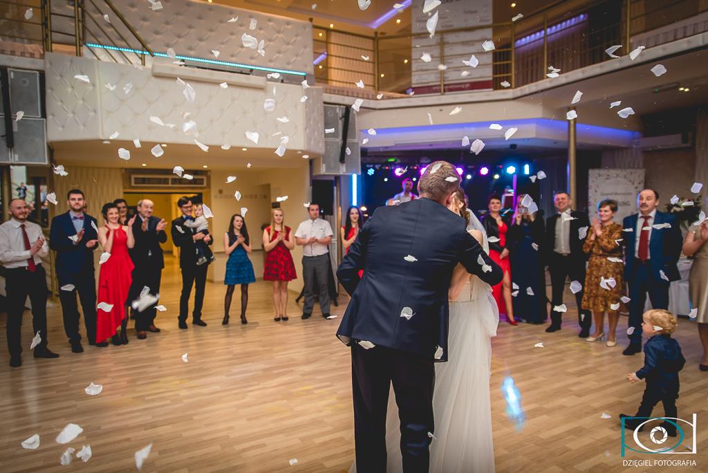 układ taneczny -wesele