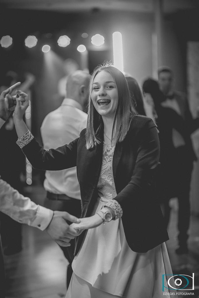 radość z zabawy-wesele