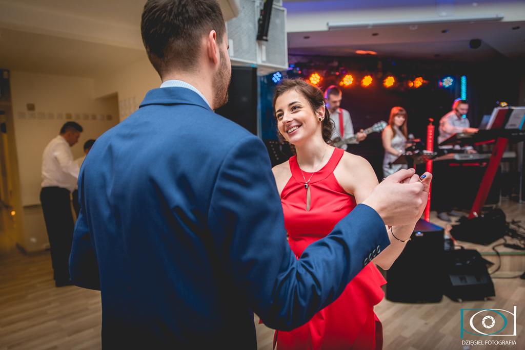 zakochani w tańcu