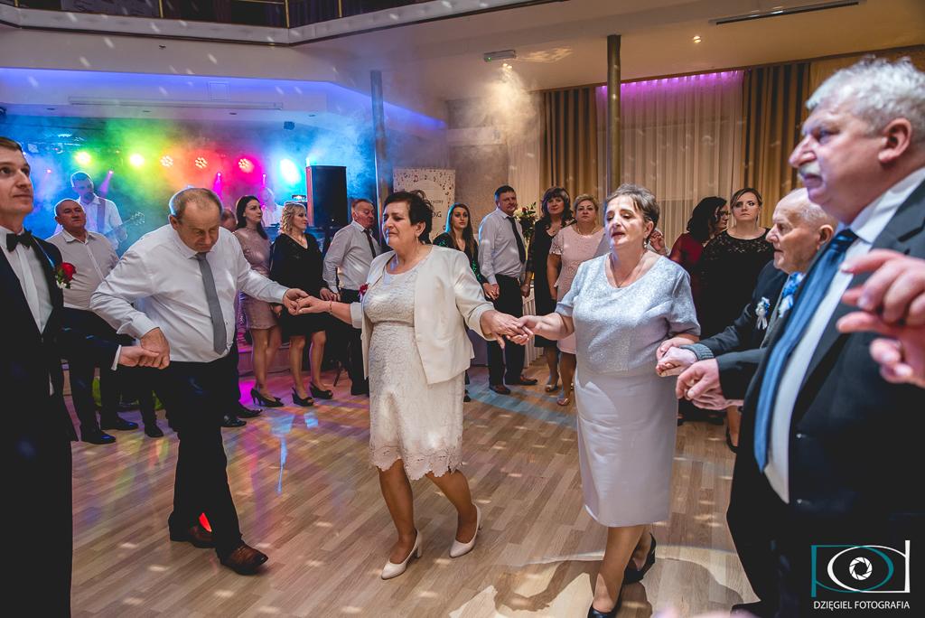 taniec dla rodziców