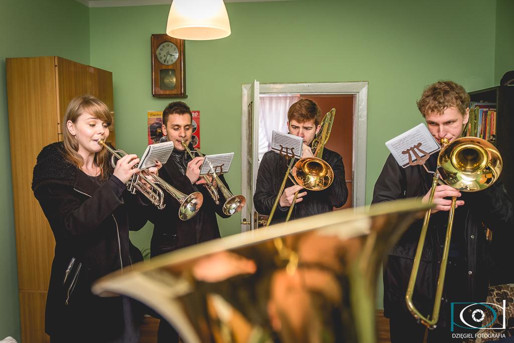 orkiestra weselna