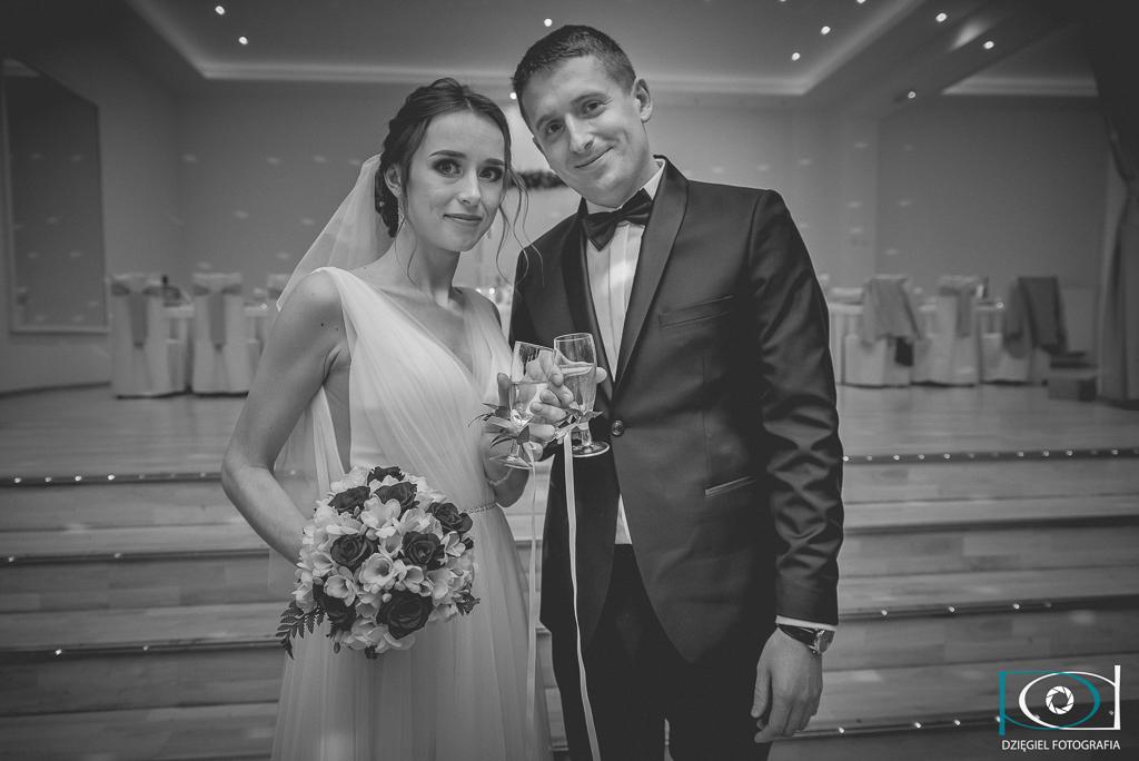 pierwszy toast-wesele