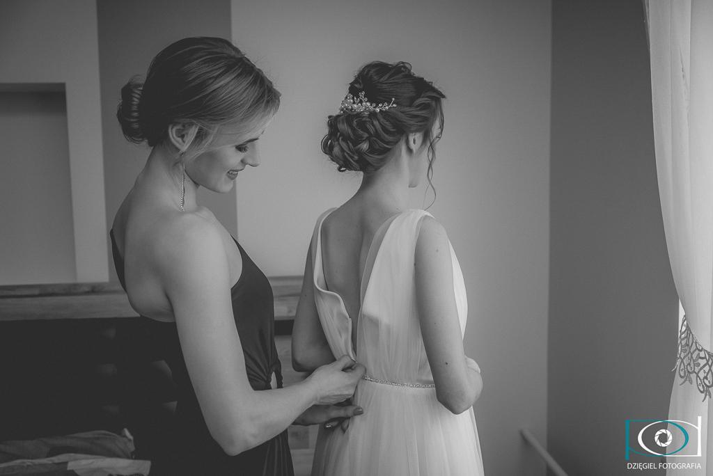 siostry - przed weselem