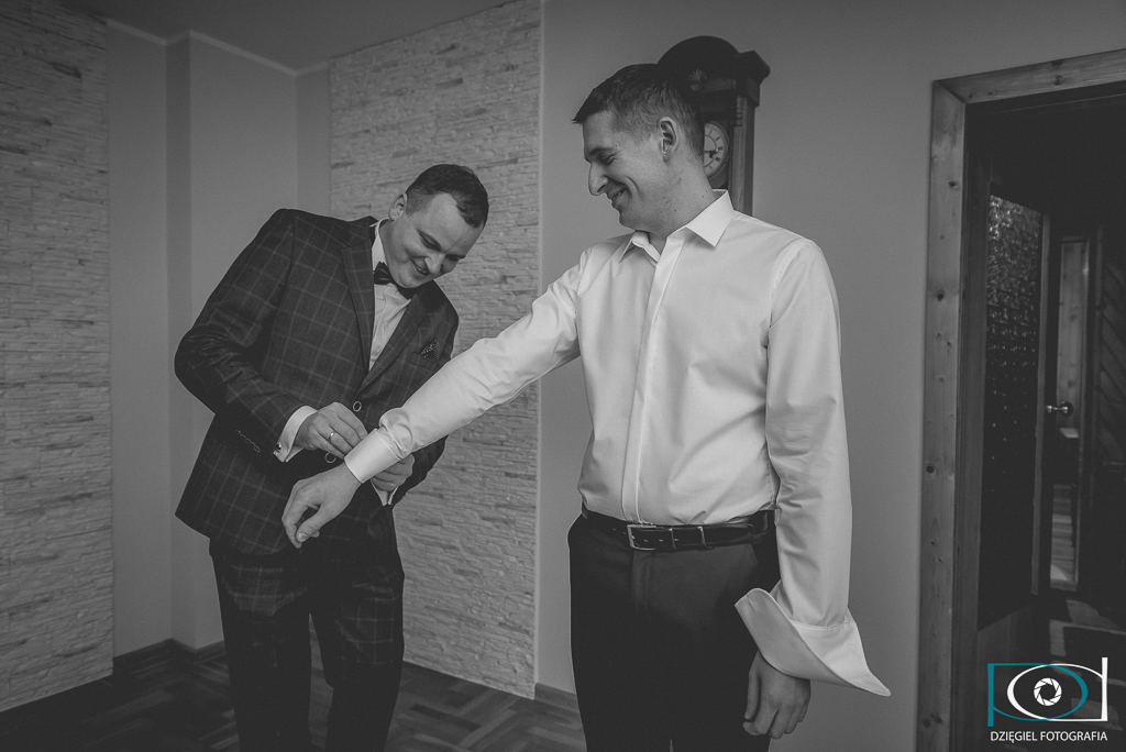 świadek - przygotowania do ślubu