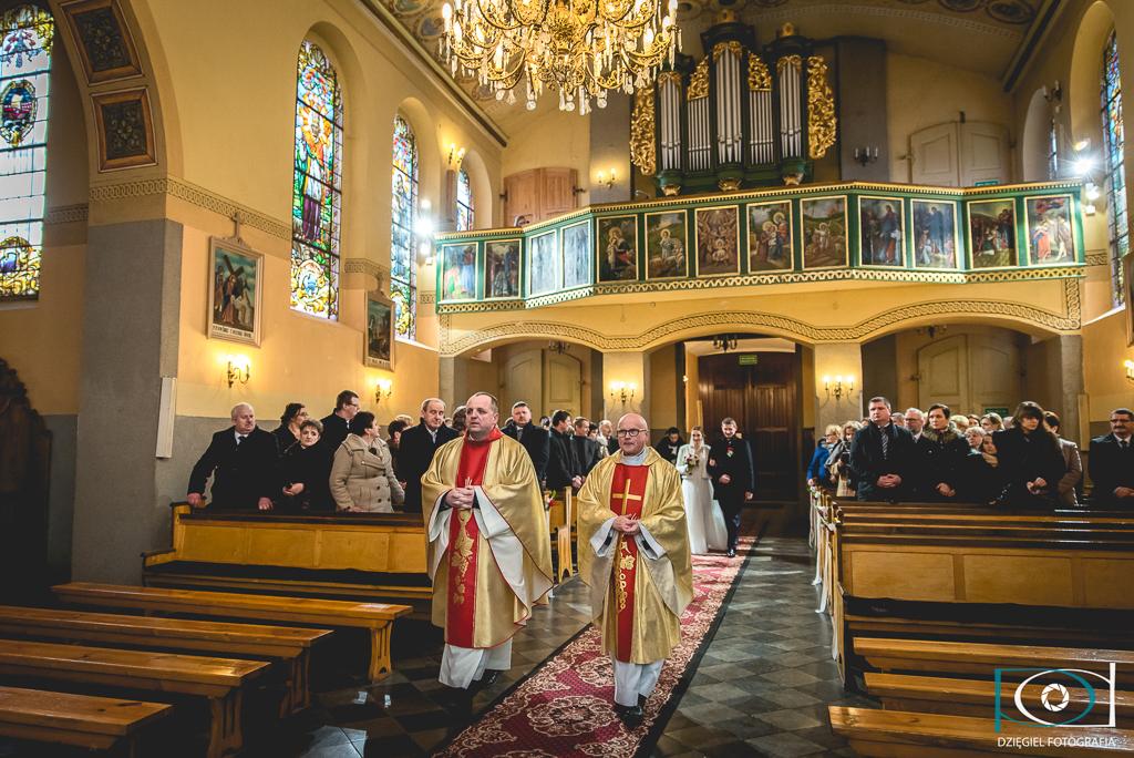 wprowadzenie do kościoła