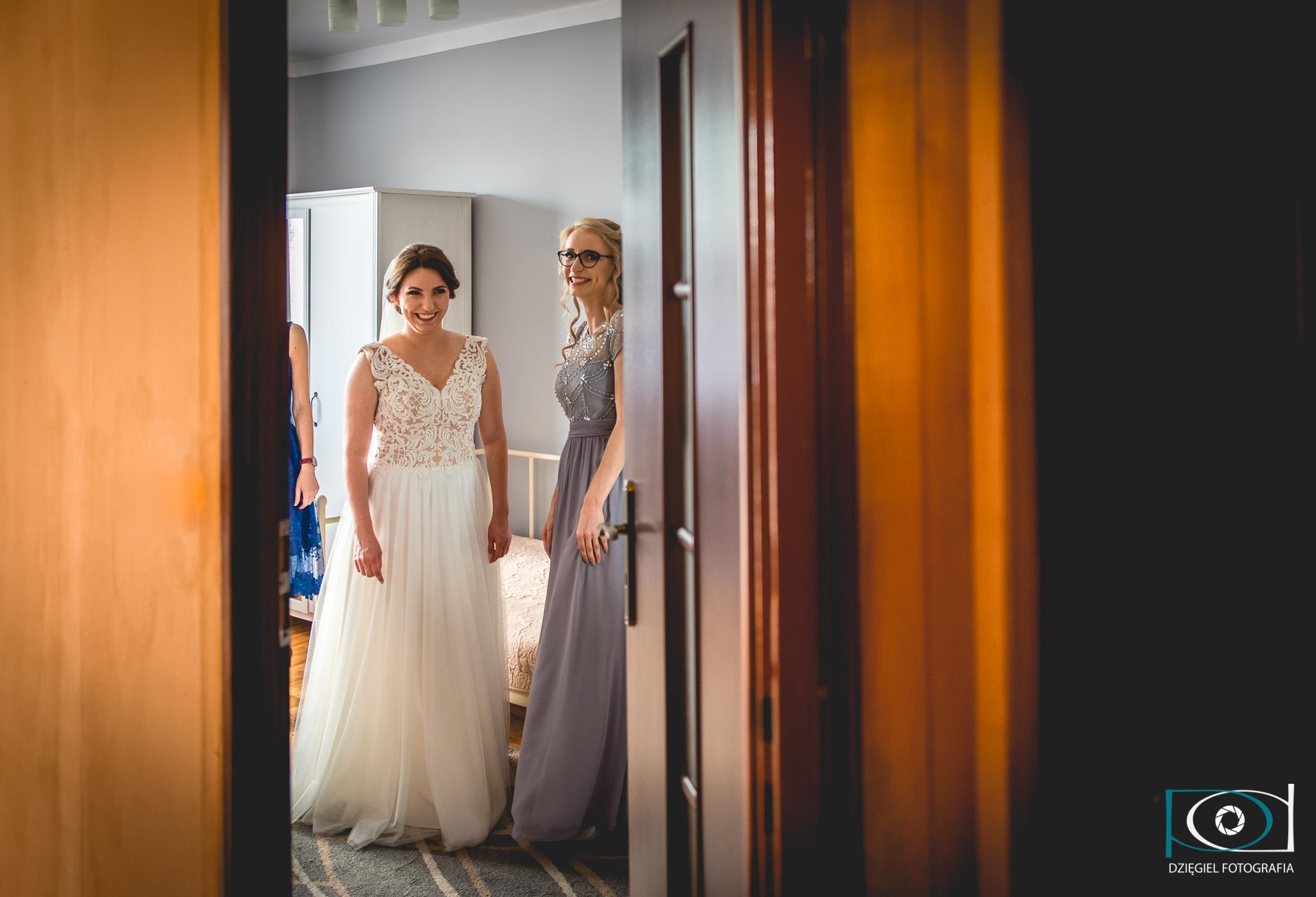 przygotowanie do ślubu